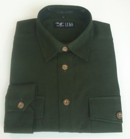 2b8f316fba5 Pánská košile Luko 122212 vel. 43 - Myslivecké a lovecké oblečení a ...