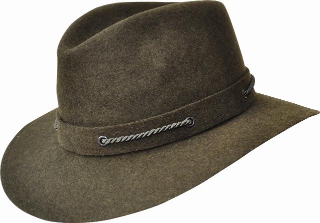 fa07bb0efcc Myslivecký klobouk 60140 ADAM 0912 vel. 57 - Myslivecké a lovecké ...